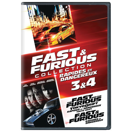 Fast and the Furious Collection: 3 & 4
