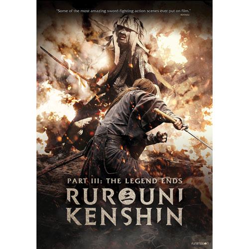 Ruroini Kenshin Part III: The Legend Ends