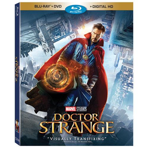 Doctor Strange (anglaise) (combo Blu-ray) (2016)