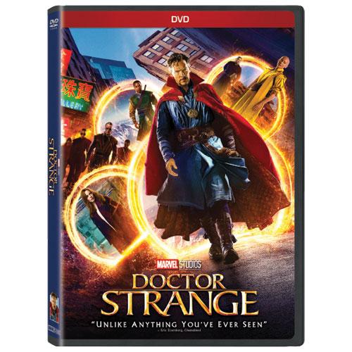 Doctor Strange (anglaise) (2016)