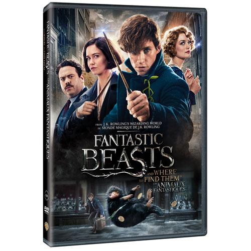 Fantastic Beasts (Bilingue)