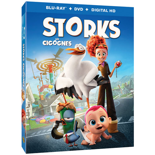 Storks (combo Blu-ray) (2016)
