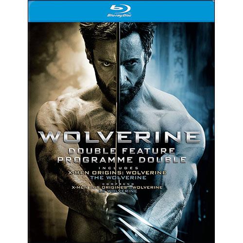 Wolverine Double Feature (bilingue) (avec Movie Money) (Blu-ray)
