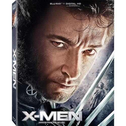 X-Men (bilingue) (avec Movie Money) (Blu-ray) (2000)