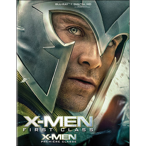 X-Men: First Class (Icon) (With Movie Money) (Blu-ray Combo) (2011)