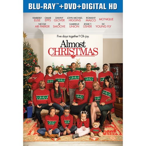 Office Christmas Party (Blu-ray Combo) (2016)