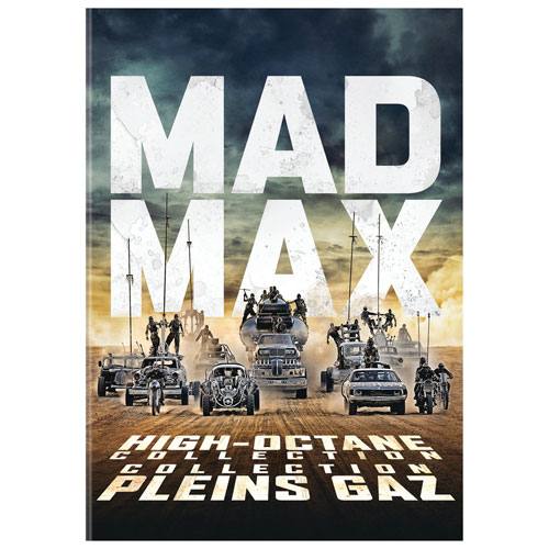 Mad Max High Octane Collection (6-Pack) (Bilingual)