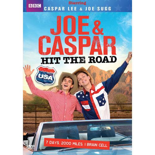 Joe & Caspar Hit the Road: USA Edition (English)