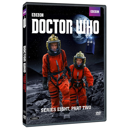 Doctor Who Series 8 Part 2 (anglais)