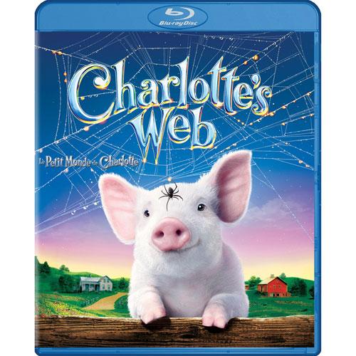 Charlotte's Web (Bilingue) (Blu-ray) (2006)