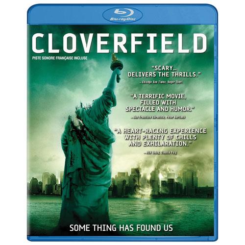 Cloverfield (bilingue) (Blu-ray)