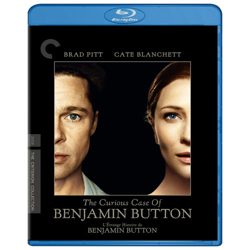 Curious Case of Benjamin Button (bilingue) (Blu-ray)