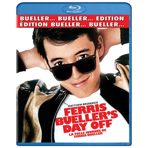 Ferris Bueller's Day Off (Bilingual) (Blu-ray)