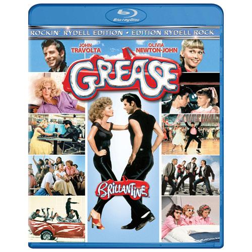 Grease (bilingue) (Blu-ray)