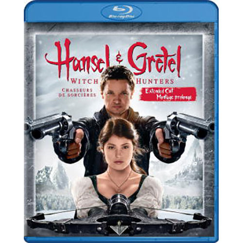 Hansel and Gretel: Witch Hunters (bilingue) (Blu-ray)