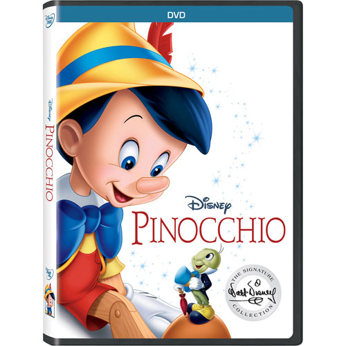 Pinocchio: The Walt Disney Signature Collection (English)