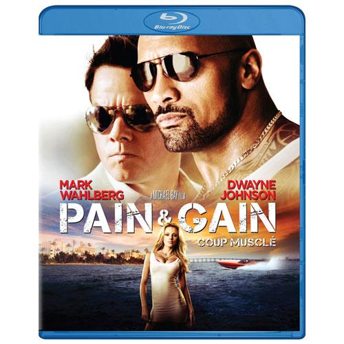 Pain And Gain (Bilingual) (Blu-ray)