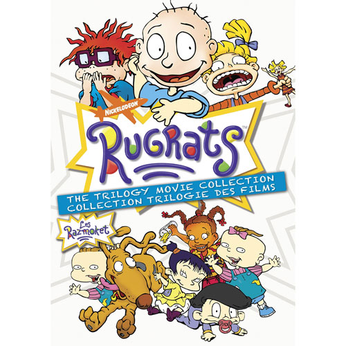 The Rugrats: The Trilogy Movie Collection