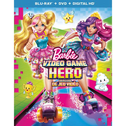 Barbie: Video Game Hero (combo Blu-ray) (2017)