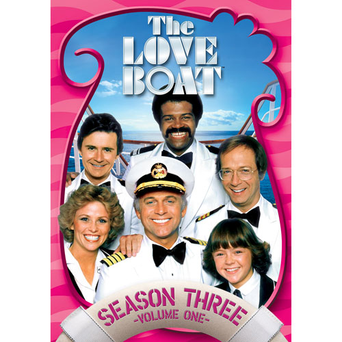 Love Boat: Season Three Volume One (English)