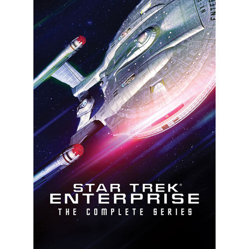 Star Trek Enterprise: The Complete Series (Bilingual)