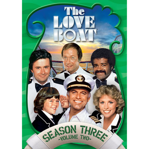 Love Boat: Season Three Volume Two (anglais)