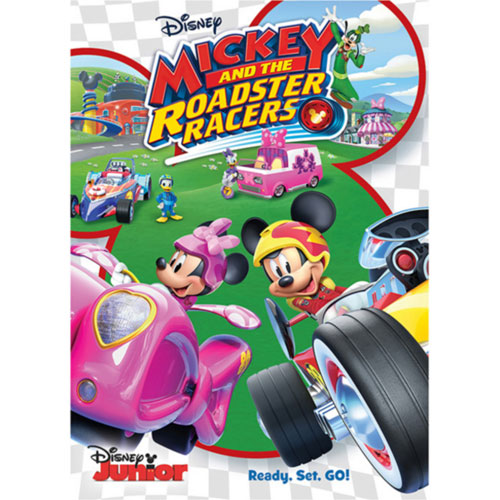 Mickey and the Roadster Racers: Volume 1 (English)