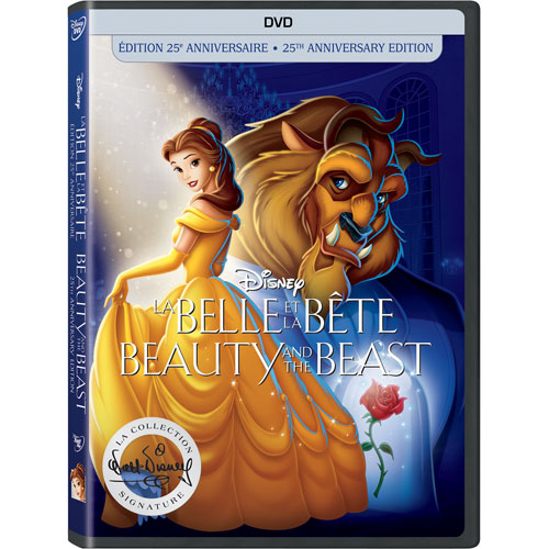 Beauty and the Beast (French) (25th Anniversary Edition)