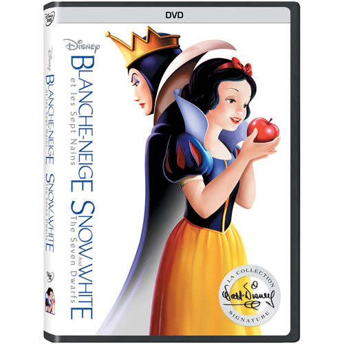 Snow White And The Seven Dwarfs: The Walt Disney Signature Collection (French)