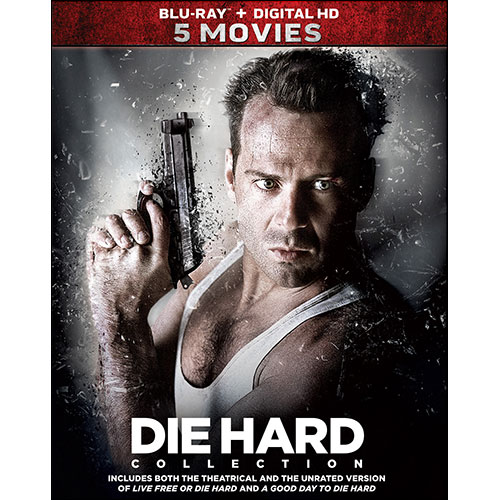 Die Hard Collection (Bilingual) (Blu-ray)