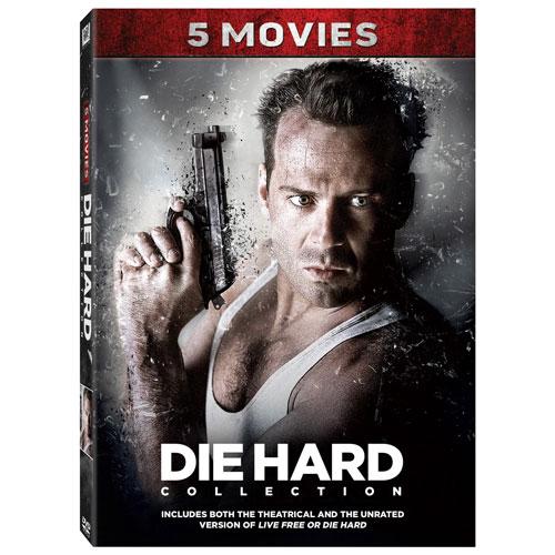 Die Hard Collection (bilingue)