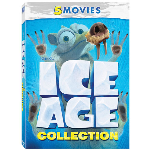 Ice Age Collection (Bilingual)