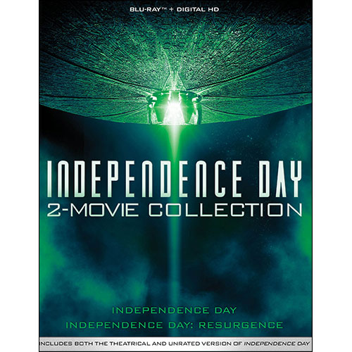 Independence Day 2-Movie Collection (bilingue) (Blu-ray)