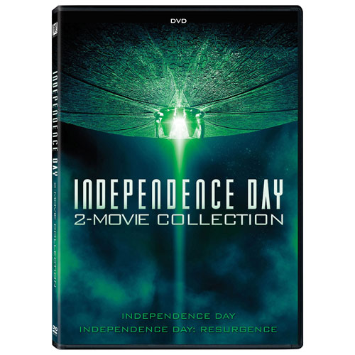 Independence Day 2-Movie Collection (bilingue)