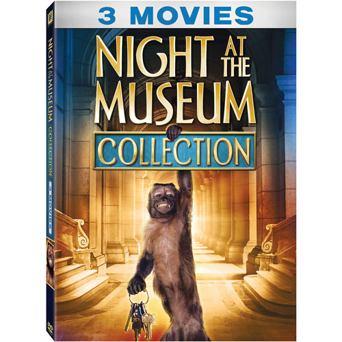 Night at the Museum Collection (bilingue)