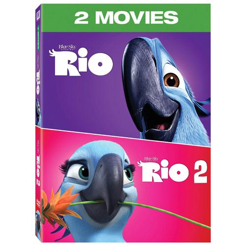 Rio/ Rio 2 (bilingue)