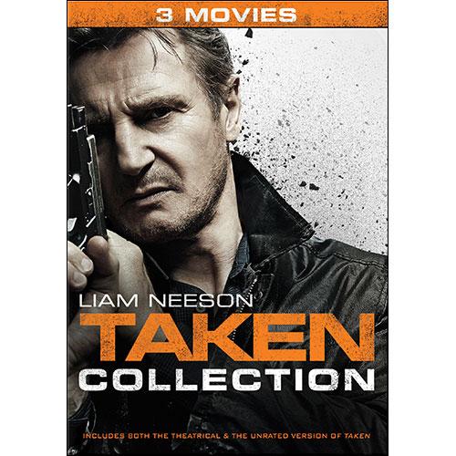 Taken Collection (bilingue)