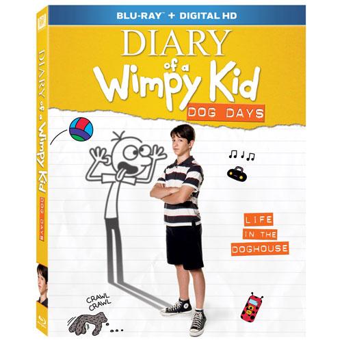 Diary of a Wimpy Kid: Dog Days (Blu-ray)