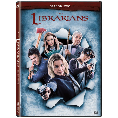 The Librarians: Season 2 (Bilingual)