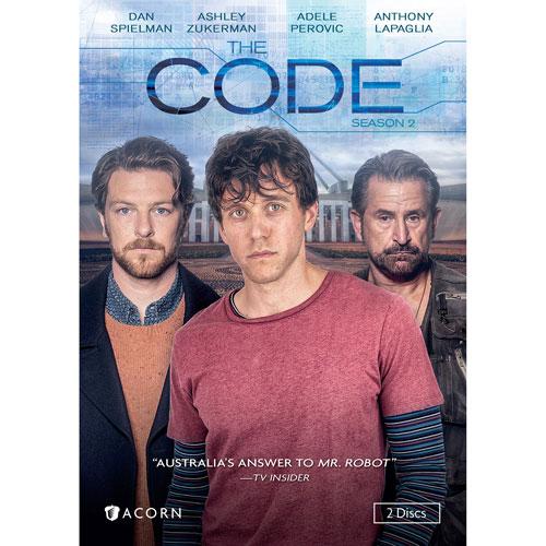 The Code: Season 2 (English) (2017)