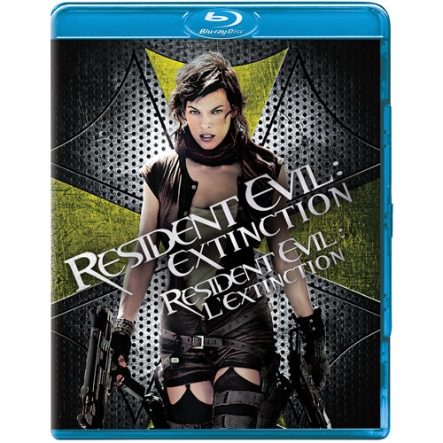 Resident Evil: Extinction (Bilingue) (Blu-ray) (2007)