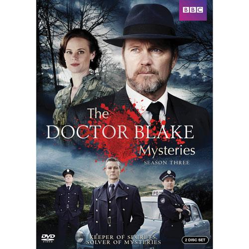 Doctor Blake Mysteries: Season 3 (English)