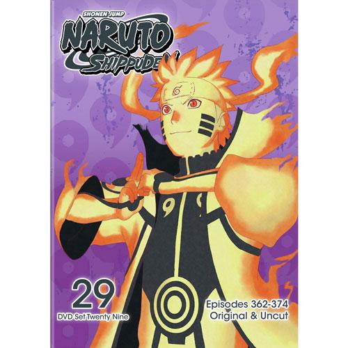 Naruto Shippuden Uncut Set 29 (English)