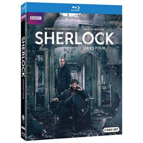Sherlock: Season 4 (English) (Blu-ray)