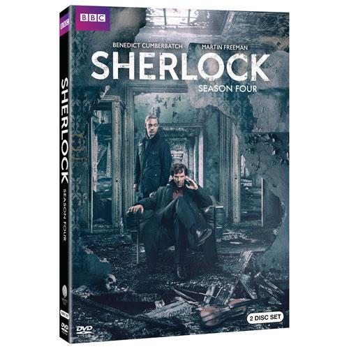 Sherlock: Season 4 (English)