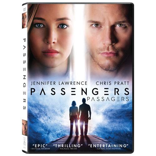 Passengers (Bilingue) (2016)