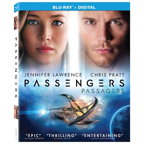 Passengers (Bilingue) (Blu-ray) (2016)
