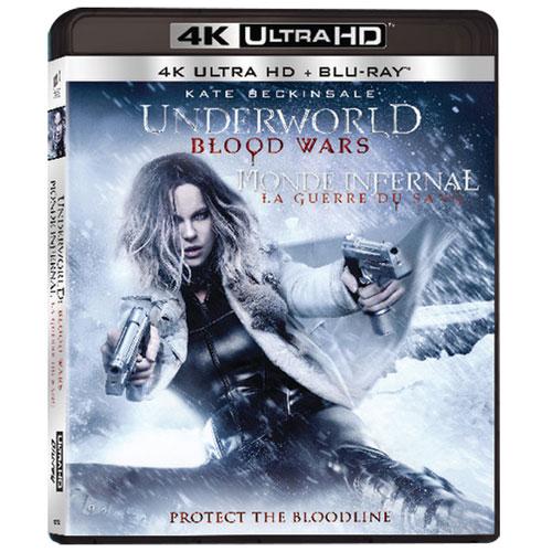 Underworld: Blood Wars (Bilingual) (4K Ultra HD) (Blu-ray)