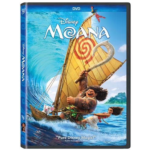 Moana (anglaise) (2016)