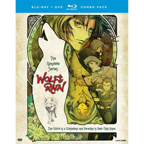 Wolf's Rain: The Complete Series (Blu-ray Combo)